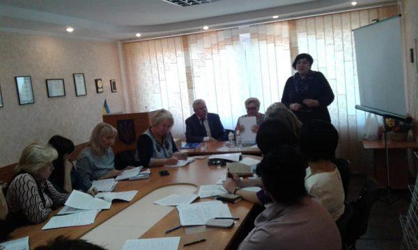 """Круглий стіл """"Нова українська школа у поступі до цінностей"""""""